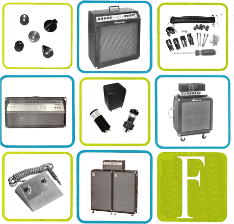 Fliptops Home of Parts for Ampeg Lovers