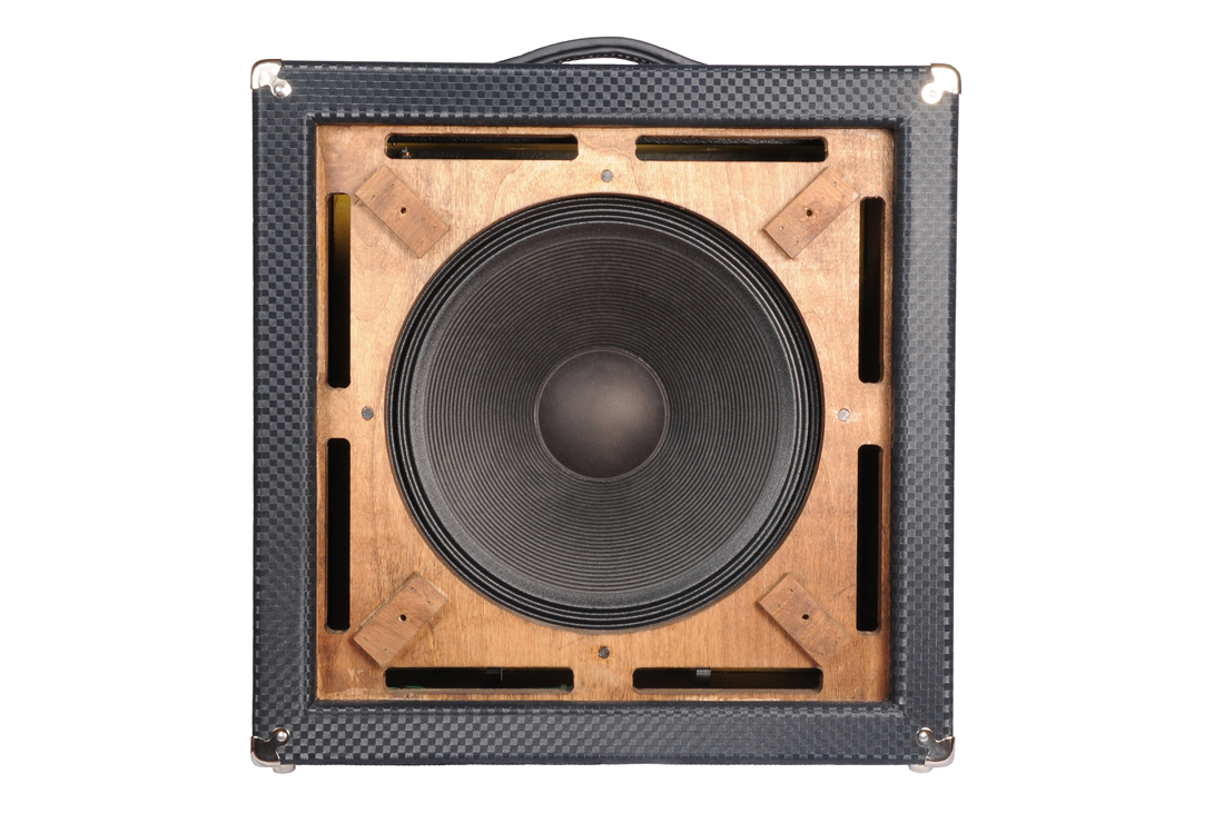 B15N Double Baffle Cabinet - Product Details