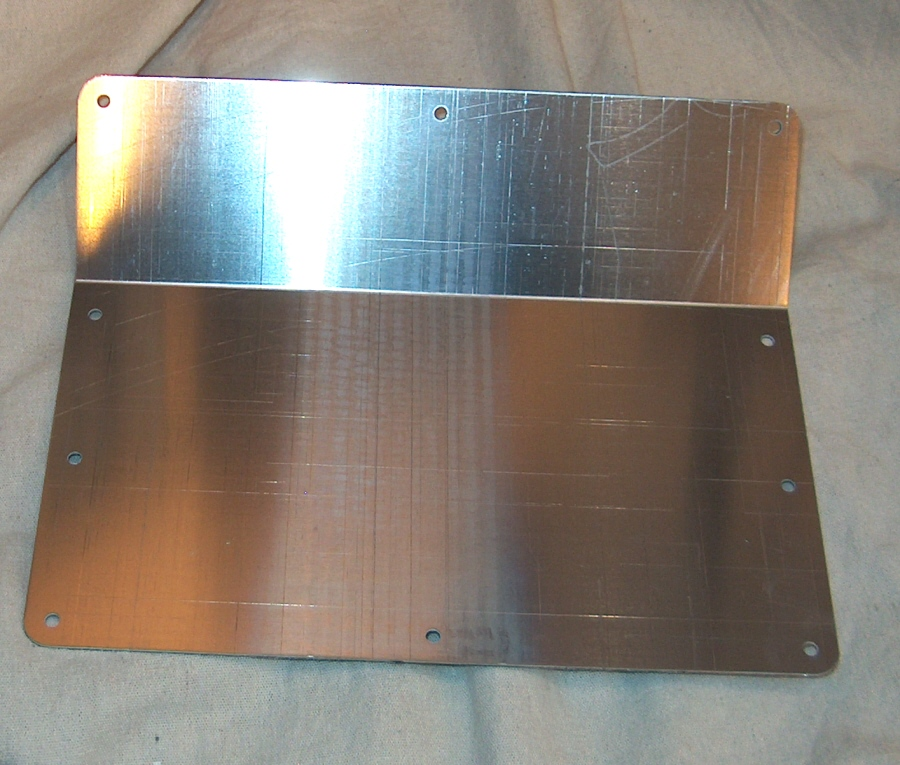 Kick Plate For Ampeg SVT Slant Back Cabinet