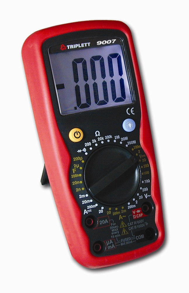 TRIPLETT 9007 MULTIMETER