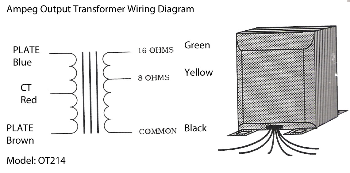 WIRING DIAGRAM OT214