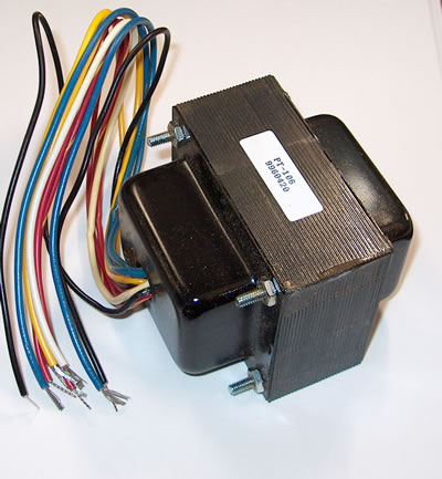 PT105 (pictured with dual primary wires)