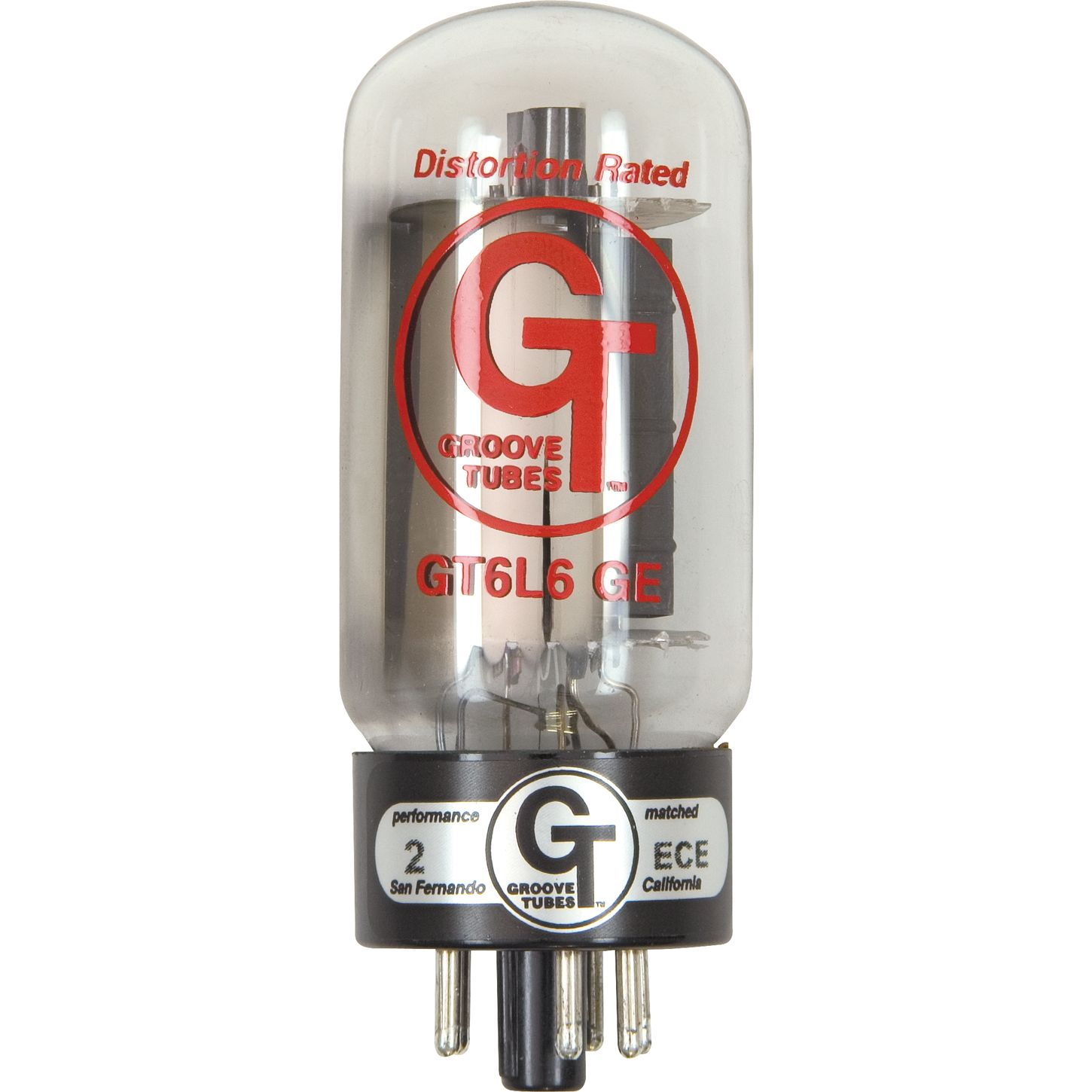 GT 6L6GC GE Tube